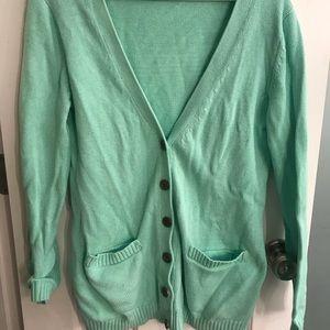 Gap Mint Large Sweater